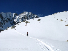 Skiing the Haute-Route