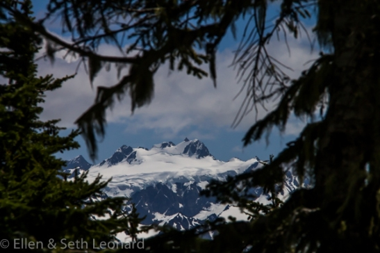 Mt Olympus, Washington