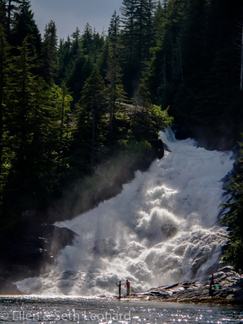 Baranof Waterfall