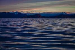 Beautiful calm, Alaska Peninsula
