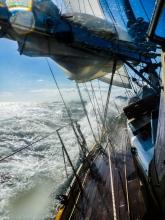Serious wind, Alaska Peninsula