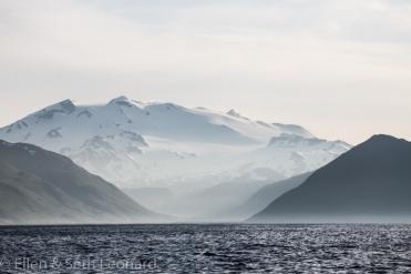 Glacier on Unalaska Island