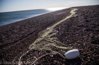 Fish Net, Chukchi Sea