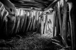 Whalebone iglu