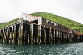 Abandoned cannery