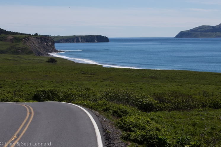Kodiak road