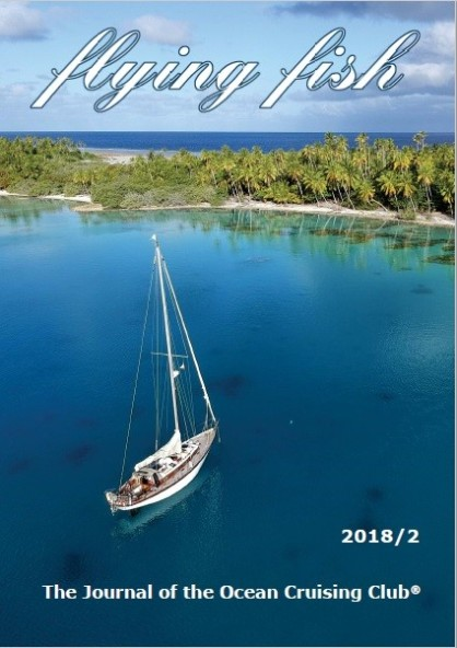 Flying Fish Cover 2018